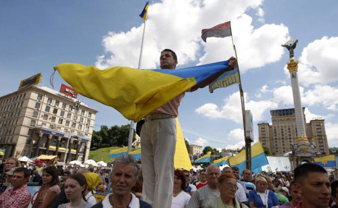 Украина в ожидании жертвы. Олег Царев