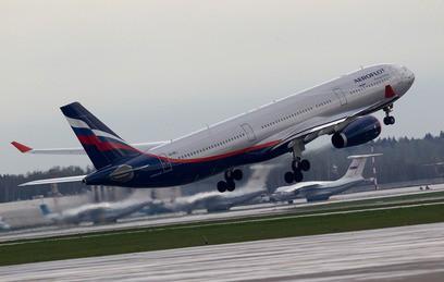 Запрет на транзит самолетов России обойдется Украине в 30 млн евро