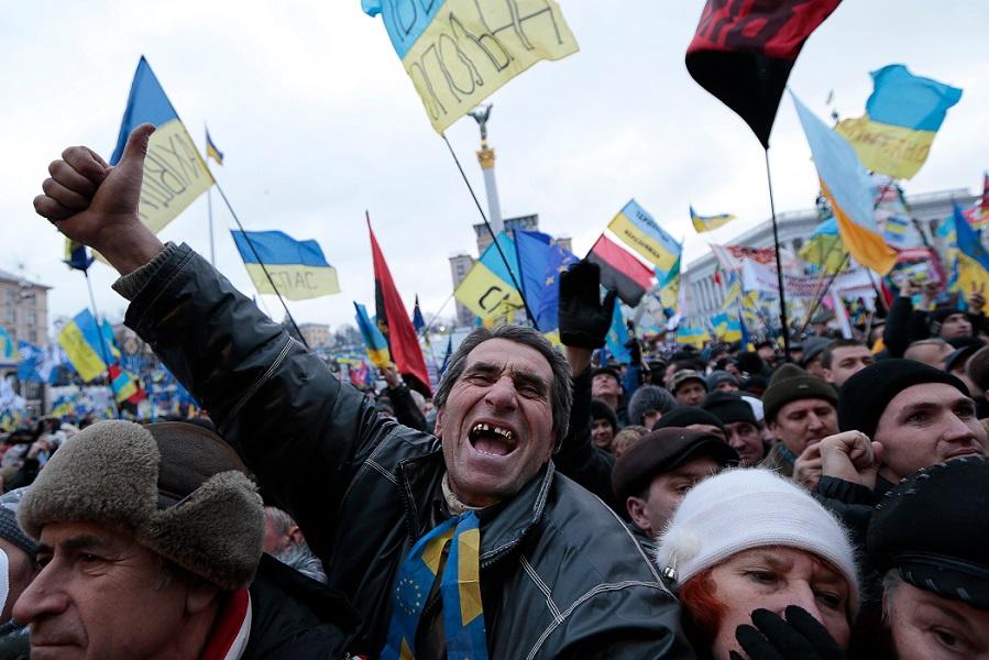 Майданов больше не будет: отмайданилась Украина