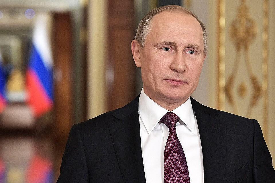 Путин: Россия продлит контракт на транзит газа через Украину после прекращения споров в Стокгольмском арбитраже