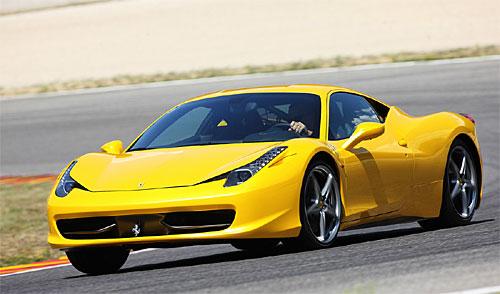 Итальянцы избавляются от спорткаров