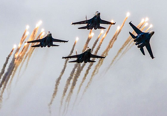 Авиасалон МАКС-2015, несмотря на санкции, пройдет с широким зарубежным участием