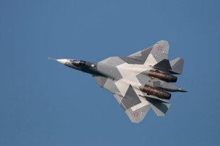 Российский истребитель шестого поколения случайно показали по ТВ