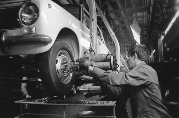 АВТОВАЗу – 49 лет. Крупнейшая российская автомобилестроительная компания отмечает день рождения