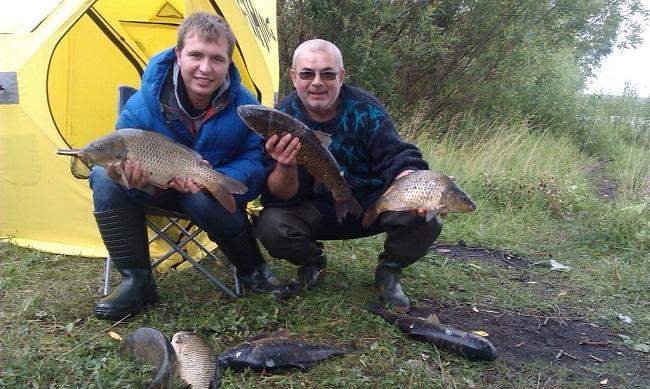 сроки осенней рыбалки в ленинградской области