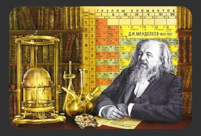 Знаки зодиака и химические элементы