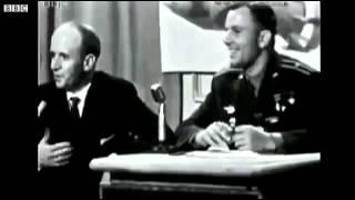 Юрий Гагарин... Интервью, Великобритания, 1961 г.