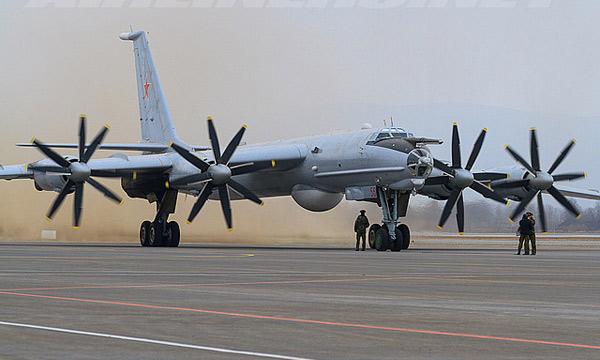 Ту-142: «Медведь», охотящийся за субмаринами