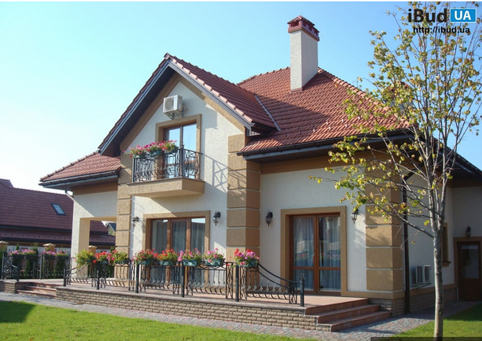 Фотографии красивых домов.