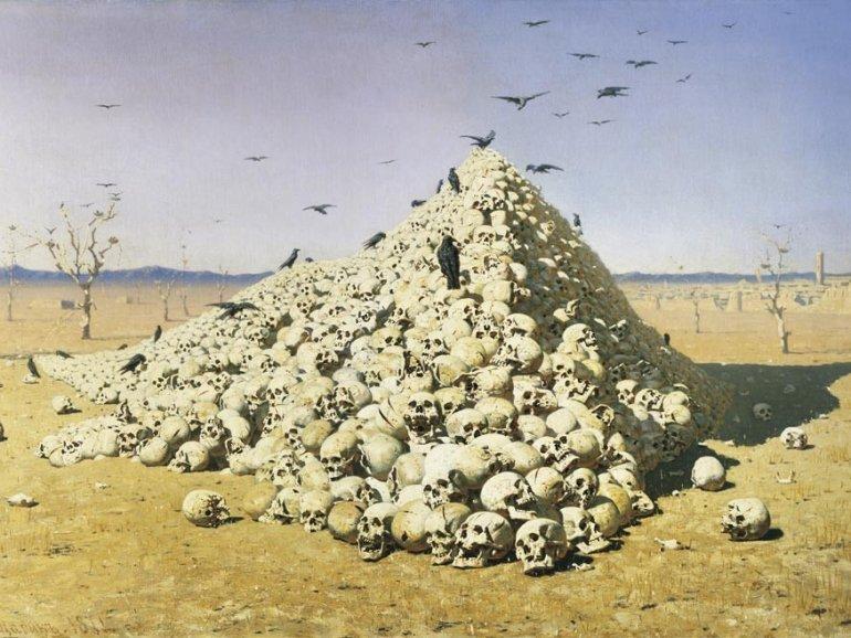 10 самых кровопролитных войн в истории человечества