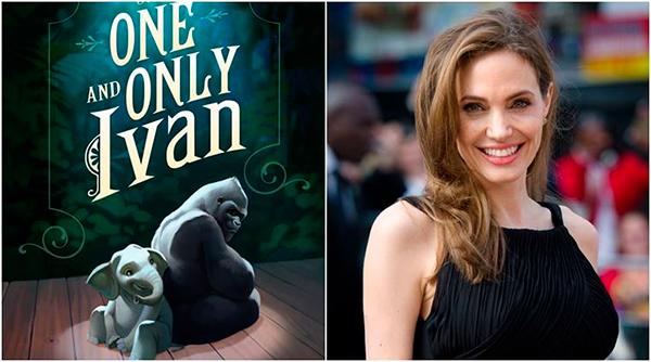 Анджелина Джоли превратится в слоненка в новом мультфильме