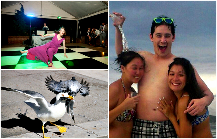 18 смешных и динамичных фотографий, сделанных в нужный момент