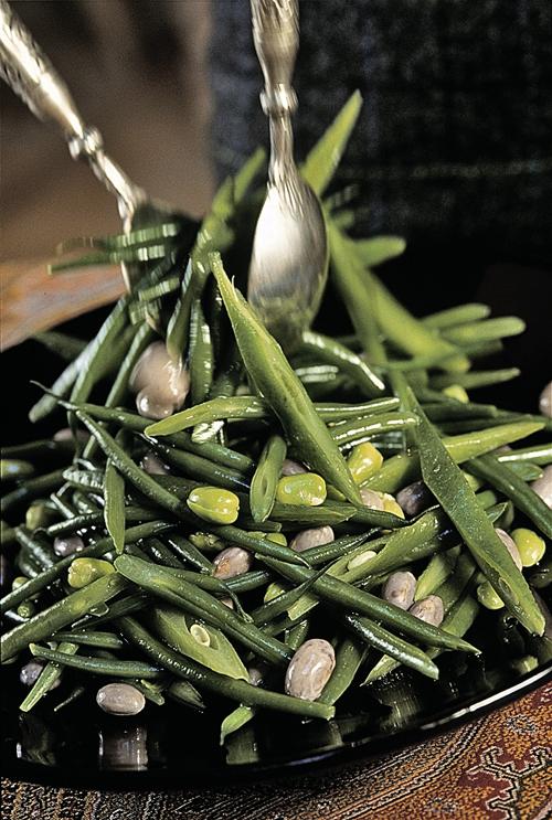 Зеленые рецепты для тех, кто ждет не дождется лета