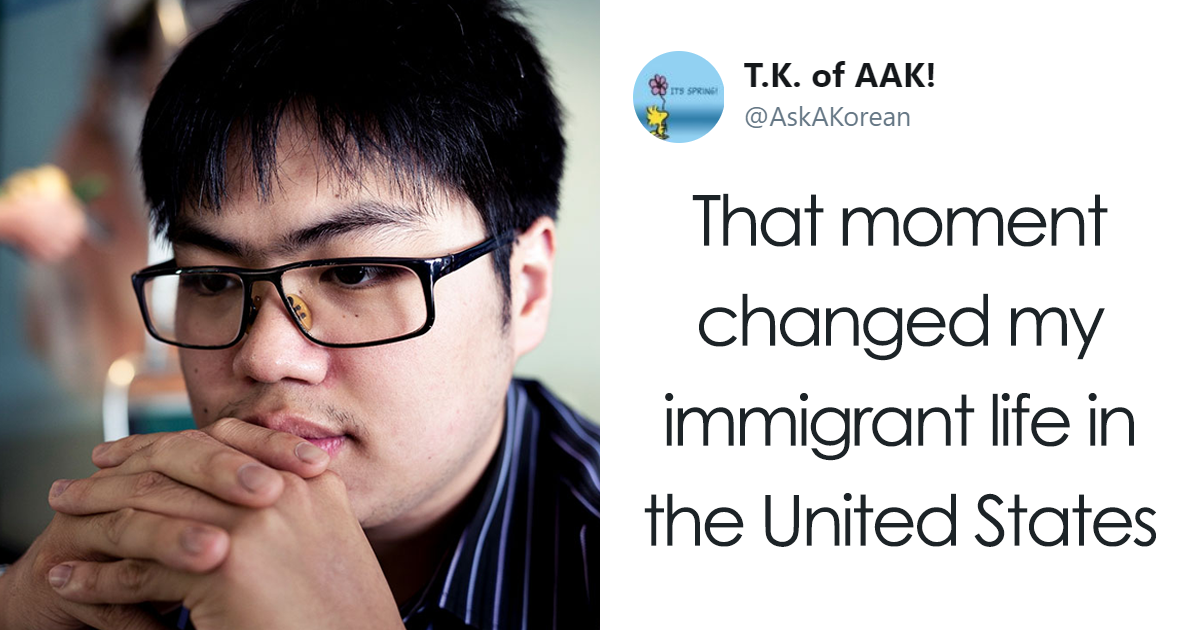 Non-English Speaking Immigrant Arrives In The US, Doesn't Expect To Be Treated Like This