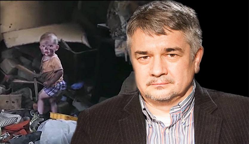 Ростислав Ищенко: «О Донецке и обстрелах»