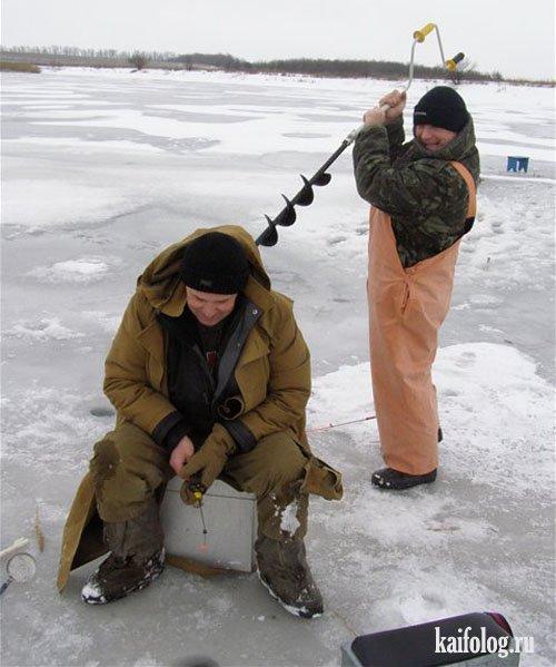 много про рыбалку