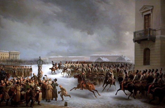 Мятеж романтиков. Декабристы были первой политической оппозицией в истории России