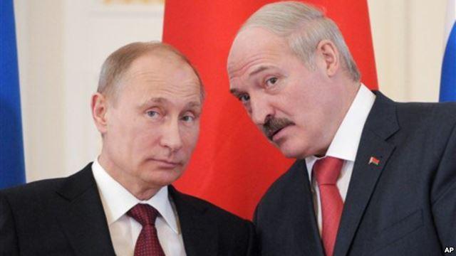 Отношения России и Беларуси. Спасибо от беларусов Николаю Старикову за этот ответ .