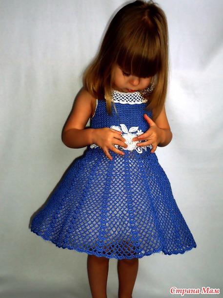 . Платье для дочки на утренник 8 марта