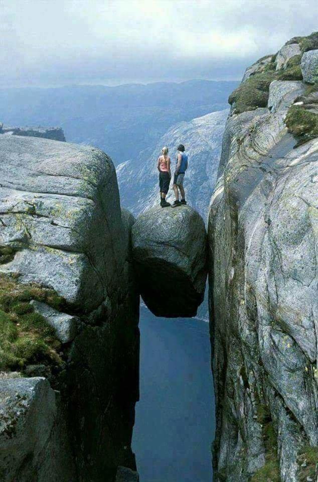 13. Плато Кьёраг, Норвегия в мире, высота, кадр, красота, люди, фото