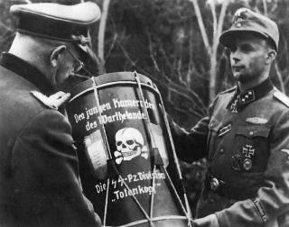 Непрофессионализм комсостава войск СС – причина их высоких потерь