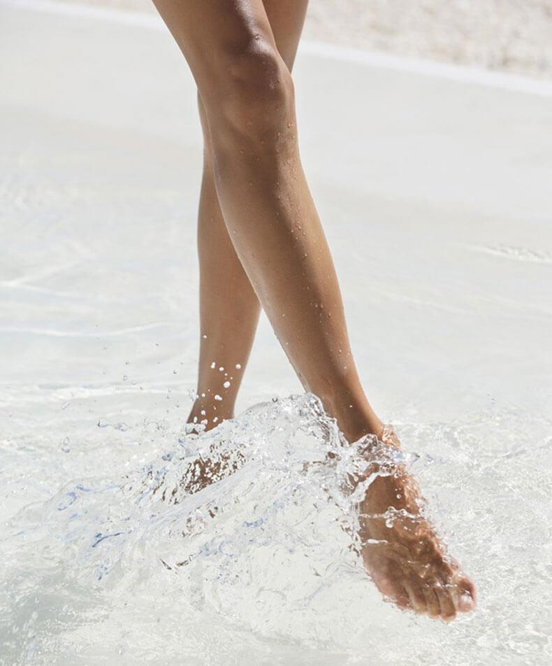 Упражнения цигун : Долголетие начинается с ног
