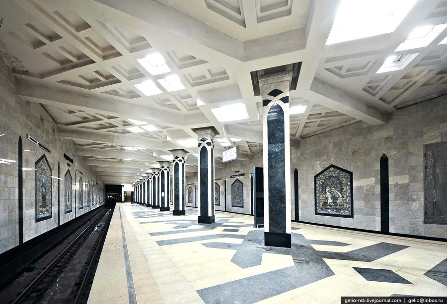 2136 Казанский метрополитен