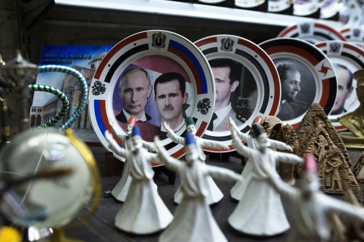 Доход Путина от Сирии... 12 миллиардов долларов! (An Nahar, Ливан)