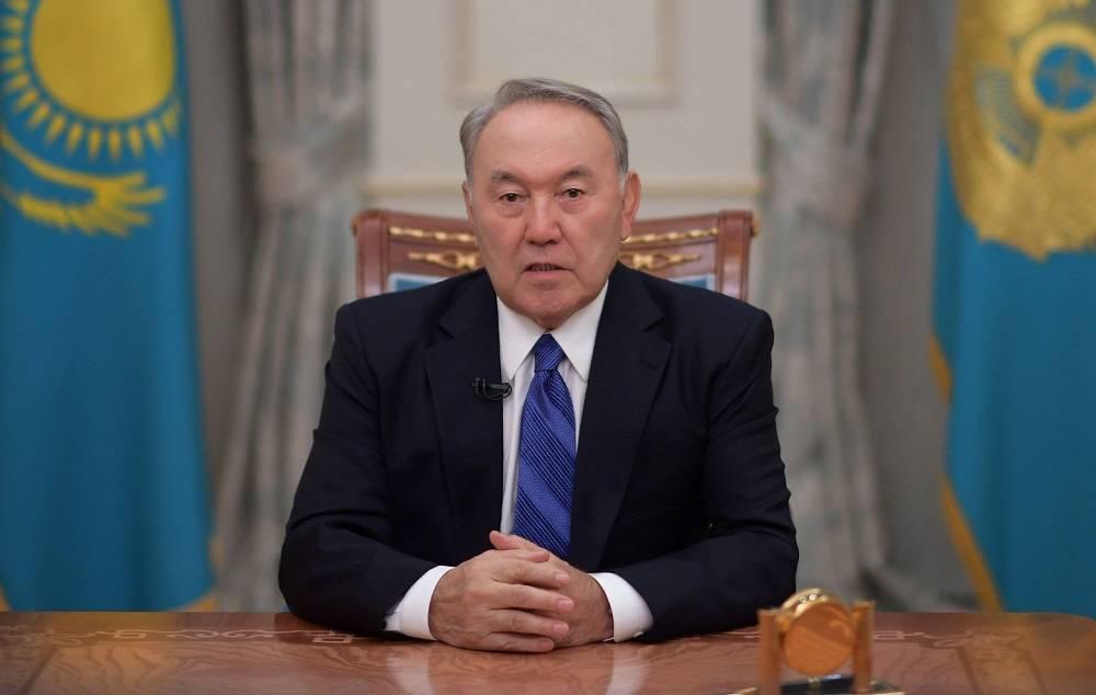 Назарбаев испугался клановой…