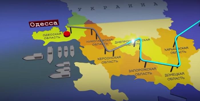 Перед 9 мая СНБО Украины планирует теракт на аммиакопроводе