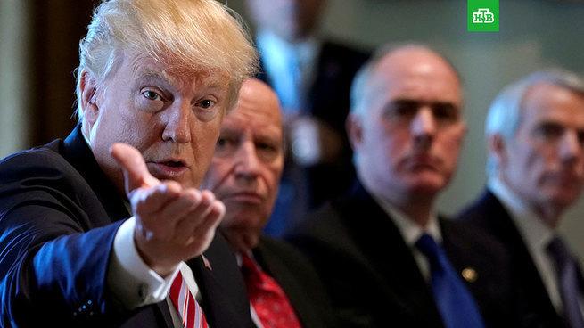 Ультиматум Трампа о снятии с…