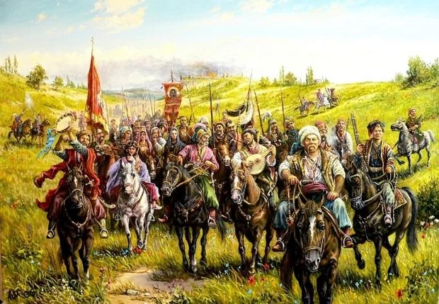 Обозреватель и Украинские самураи: собраны удивительные факты о казаках