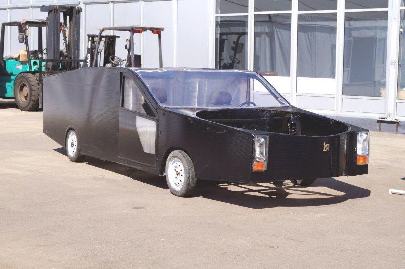 Инновационный автовертолёт из Альметьевска
