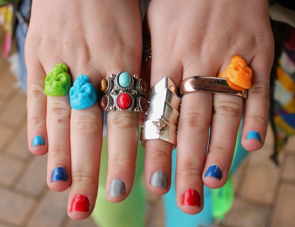 Красим ногти по фэншую значение и фото