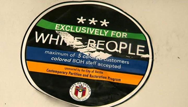 """""""Только для белых"""": расизм в американских магазинах"""
