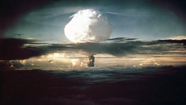 Оружие Судного дня. Самые разрушительные испытания термоядерных боеприпасов