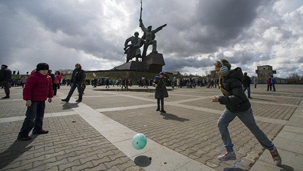 Крым вчера и сегодня:бесовские силы никуда не исчезли