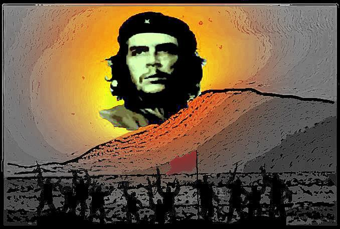 ernesto che guavara They brought che guevara at five o'clock in the afternoon of october 9 to the airfield outside the small town of vallegrande in southeastern bolivia the.