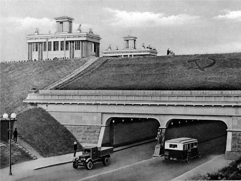 Дороги Москвы до и после расширения столицы до и после, дороги, интересно, история, столица, тогда и сейчас, фото москвы