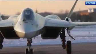 Российский истребитель Т 50 поверг в ужас армию США