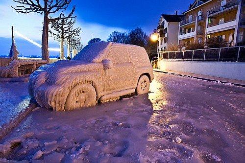 «Горячая пятерка»: как автомобилисту не замерзнуть зимой