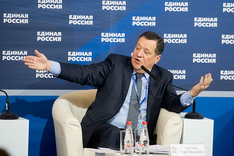 Депутат из ЕР Макаров не уст…
