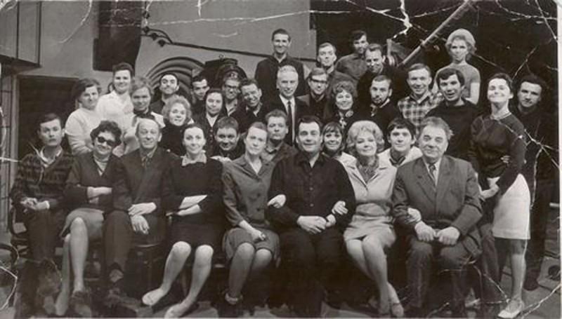onset25 На съемочных площадках популярных советских фильмов