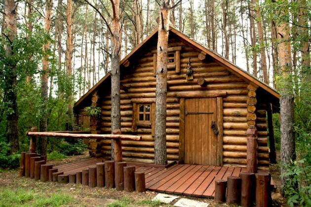 Дома в русском стиле — актуально и современно