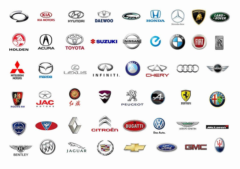 Марки автомобилей: кто кому принадлежит авто, марки авто