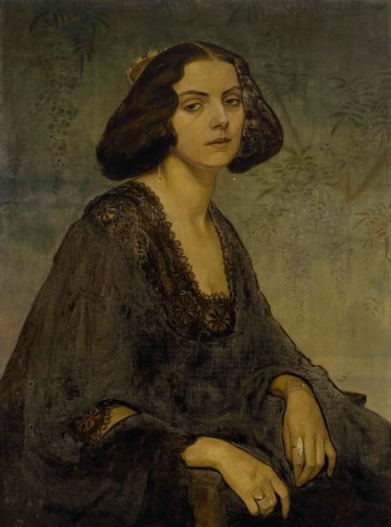 художник Герда Вегенер (Gerda Wegener) картины – 14