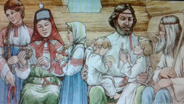 Как на Руси воспитывали детей царской крови