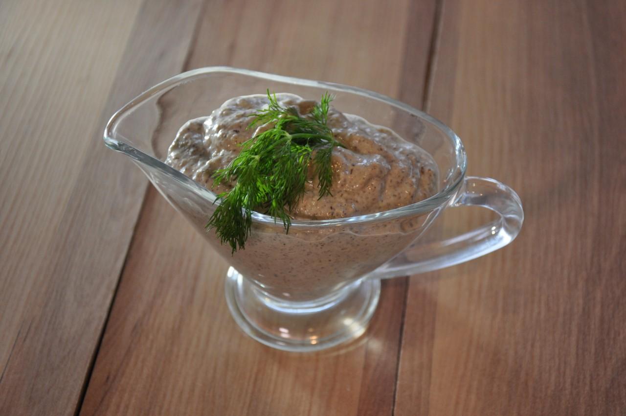 Как приготовить грибной соус в домашних условиях по 27