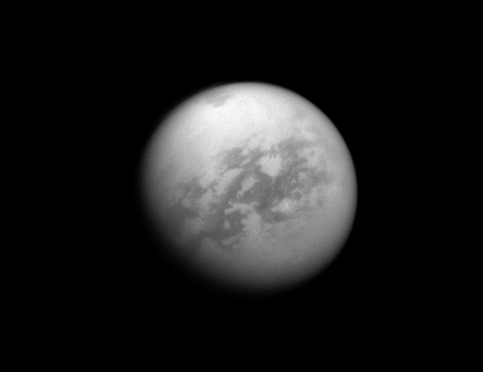 917 Система Сатурна