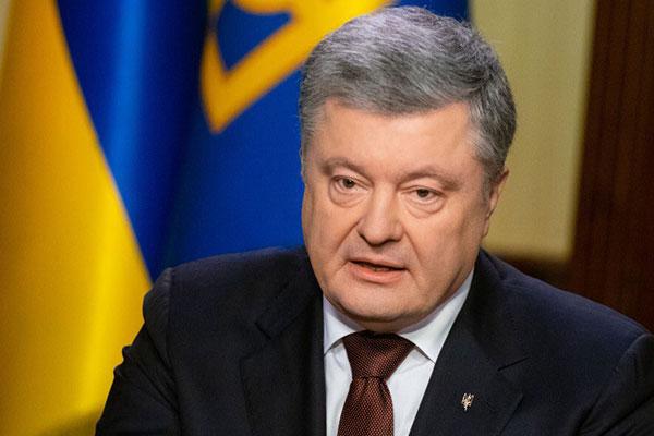 Опрос: четыре из пяти украинцев не доверяют Порошенко